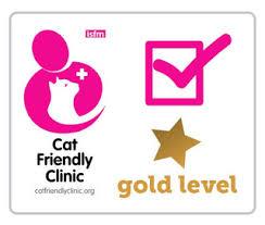 Gold level logo